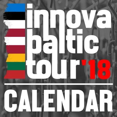 INNOVA BALTIC TOUR 2018 SCHEDULE: Innova Baltic Tour 2018 calendar is now available